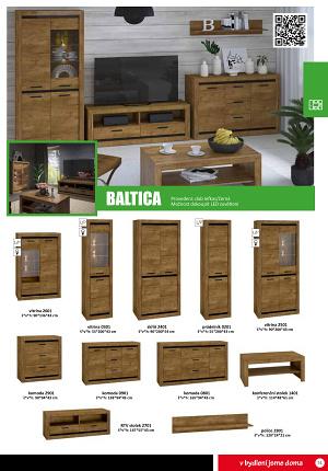 Obývací stěny Jamall nábytek