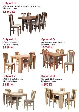 jídelní židle Meblohand